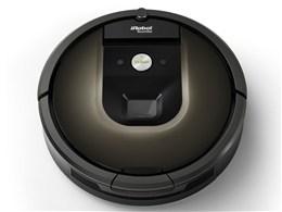 ★【アウトレット メーカー点検品・欠品あり・メーカー保証なし】アイロボット / iRobot ルンバ980 R980060
