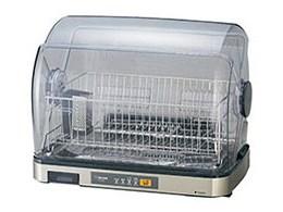 排水ホースと水受けにAg+抗菌加工を施した食器乾燥機 ZOJIRUSHI 店内全品対象 象印 購入 送料無料 EY-SB60 食器乾燥機
