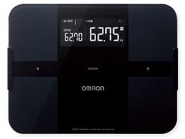 ★OMRON / オムロン カラダスキャン HBF-255T-BK [ブラック] 【体脂肪計・体重計】【送料無料】