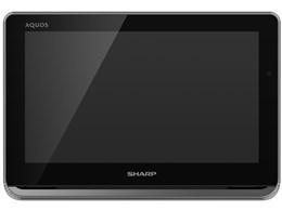 ★SHARP / シャープ AQUOSポータブル 2T-C12AP-B [ブラック系] 【携帯テレビ・ポータブルテレビ】【送料無料】