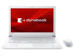 有名なブランド ★Dynabook dynabook T4 P1T4KPBW [リュクスホワイト] 【ノートパソコン】【送料無料】, LaG OnlineStore 8995c421