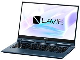【アウトレット 開封品・ESCボタンカバー欠損のため大特価】NEC LAVIE Hybrid ZERO HZ500/LAL PC-HZ500LAL [インディゴブルー]