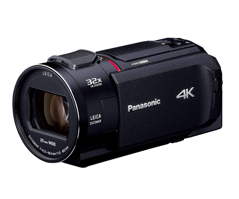【アウトレット 保証書他店印付品】Panasonic / パナソニック デジタル4Kビデオカメラ HC-WX1M-K [ブラック]
