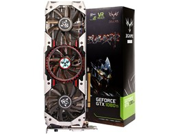 【アウトレット 初期不良修理品】Colorful iGame GTX1080Ti Vulcan AD [PCIExp 11GB]