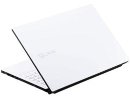 ★NEC LAVIE Note NEXT NX750/NAW PC-NX750NAW [プラチナホワイト] 【ノートパソコン】【送料無料】