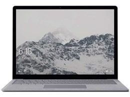 ●Microsoft / マイクロソフト Surface Laptop DAG-00059 [プラチナ] 【ノートパソコン】【送料無料】