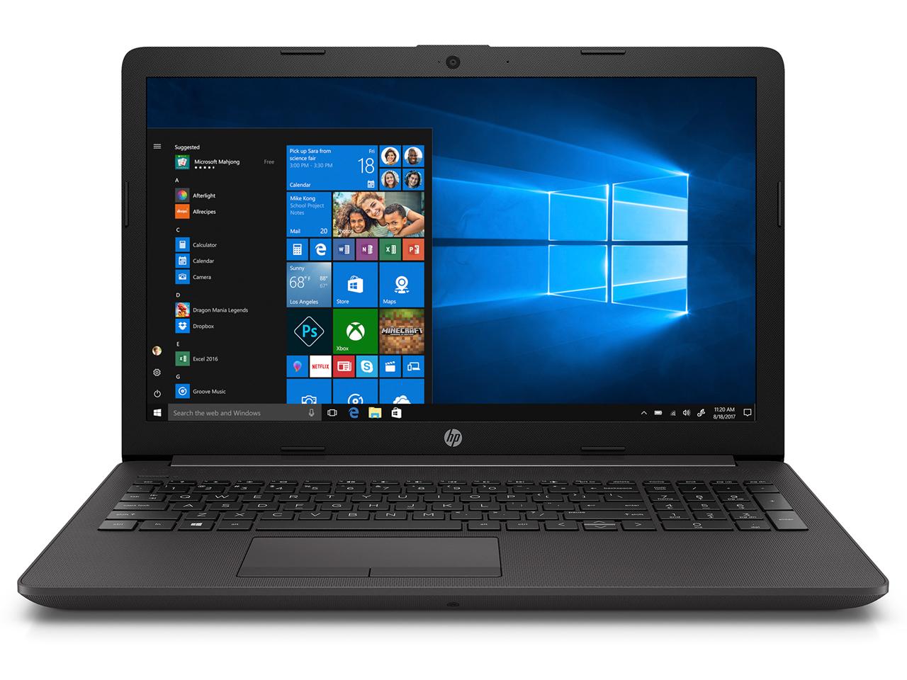 ★HP 250 G7 5KX40AV-AJIL (15.6インチ / Corei3-7020U / Windows 10 Home / 8GB / SSD 256GB)