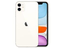 【スマートフォン】【送料無料】 / SIMフリー [ホワイト] APPLE iPhone 64GB 11 ★アップル (SIMフリー)