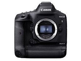 ★キヤノン / CANON EOS-1D X Mark III ボディ 【デジタル一眼カメラ】【送料無料】