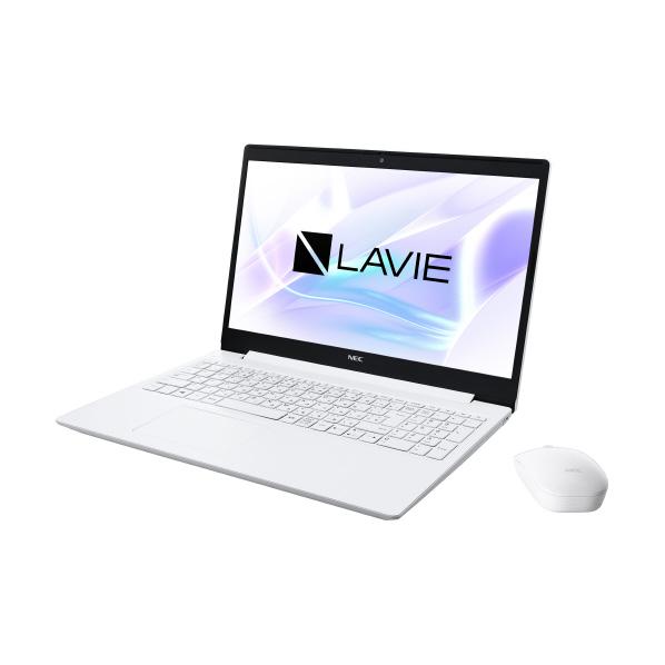 ●NEC KuaL LAVIE Note Standard PC-NS310RAW-E3 [カームホワイト]【量販店モデル】