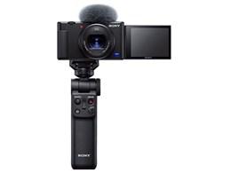 ★ソニー / SONY VLOGCAM ZV-1G シューティンググリップキット 【デジタルカメラ】【送料無料】