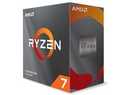 8コア 16スレッドに対応したCPU ブーストクロック最大4.7GHz AMD Ryzen 3800XT 送料無料 オリジナル CPU 完全送料無料 7 BOX