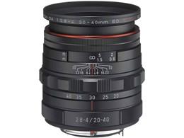 ◎◆ ペンタックス HD PENTAX-DA 20-40mmF2.8-4ED Limited DC WR [ブラック] 【レンズ】