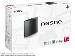 ◎◆ SIE nasne(ナスネ) CUHJ-15004 [1TB] [ブラック] 【ゲーム周辺機器】