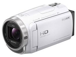 ◎◆ SONY HDR-CX680 (W) [ホワイト] 【ビデオカメラ】