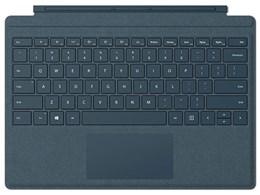 ◎◆ マイクロソフト Surface Pro Signature タイプ カバー FFP-00039 [コバルトブルー] 【タブレットケース】