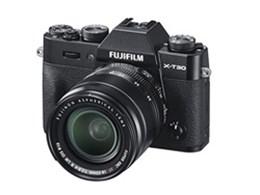 ◎◆ 富士フイルム FUJIFILM X-T30 18-55mmレンズキット [ブラック] 【デジタル一眼カメラ】