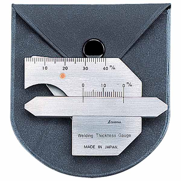 シンワ測定 溶接ゲージ A 58691 M11