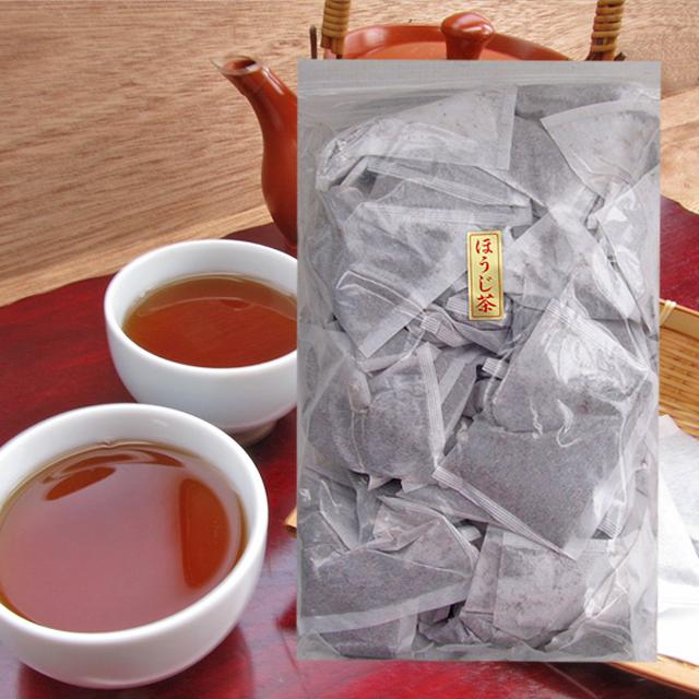 【お徳用・業務用】【静岡県内産】【たっぷり10kg】10gほうじ茶ティーバッグ1000個