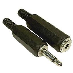 オーム電機 AP-2668補修用 2.5φモノラルミニプラグ 発売モデル ミニジャックセット 品番 01-2668AP2668 ※アウトレット品