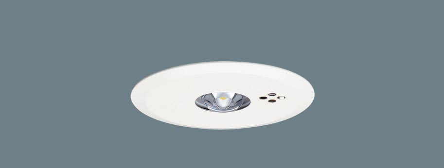 【法人様限定】【送料無料】 パナソニック NNFB91405J  LED非常灯 埋込型 断熱・遮音施工用 埋込穴φ100【送料無料】
