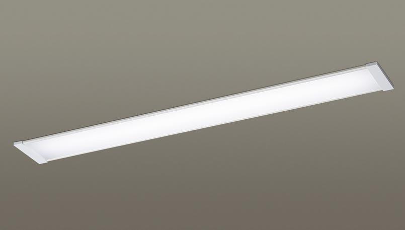 パナソニック 天井埋込型 LEDキッチンベースライト浅型8H・高気密SB形・拡散タイプ Hf蛍光灯32形1灯器具相当 昼白色LGB52054LE1