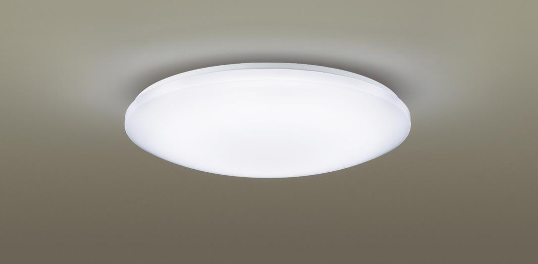 パナソニック 天井直付型 LEDシーリングライトリモコン調光(昼光色~電球色)・リモコン調色・カチットF ~12畳LGBZ3418