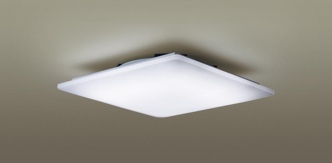 パナソニック 天井直付型 LEDシーリングライトリモコン調光(昼光色~電球色)・リモコン調色・カチットF ~12畳LGBZ3444K