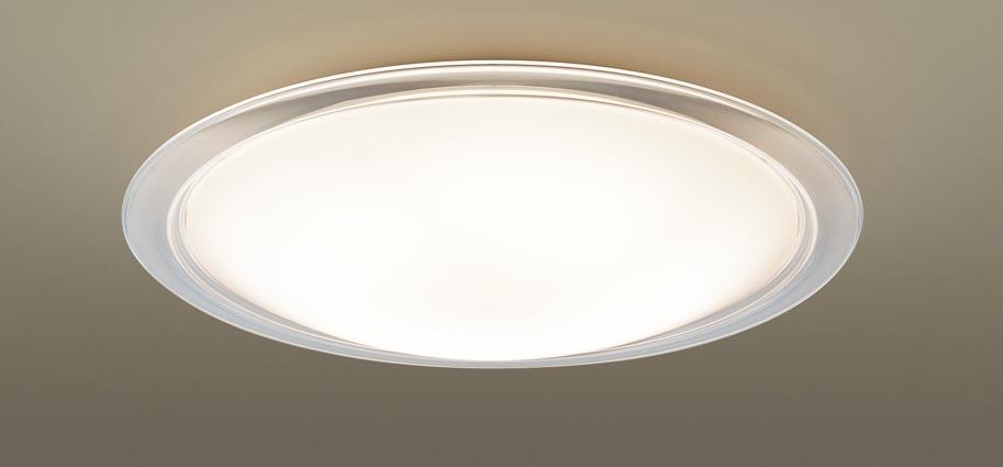 パナソニック 天井直付型 LEDシーリングライトリモコン調光(昼光色~電球色)・リモコン調色・カチットF ~18畳(メーカー独自基準)LGBZ5173