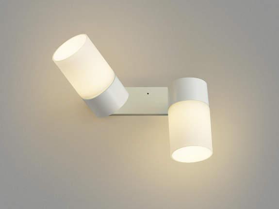 コイズミ LEDブラケットライト 白熱球100W×2灯相当 広角タイプ 電球色AB39985L