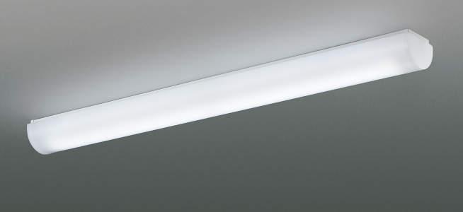 コイズミ LEDキッチンライト FL40Wインバータ相当 傾斜天井取付可能 直付・壁付取付可能型 LEDランプ交換可能型 昼白色AH38603L