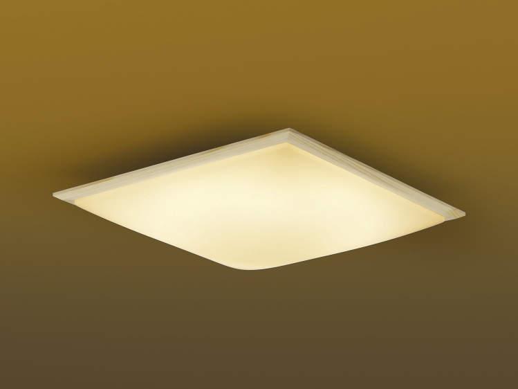 コイズミ LED和室シーリングライト 調光タイプ ~8畳 電気工事不要 電球色AH43060L