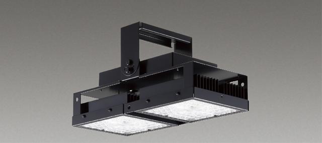 【法人様限定商品】東芝 LEDJ-20040N-WD9 LED高天井器具一般形 無線T/Flecsシステム 角形シリーズ(光源寿命60,000時間タイプ) 700W形水銀ラインプ器具相当 中角【受注生産品】