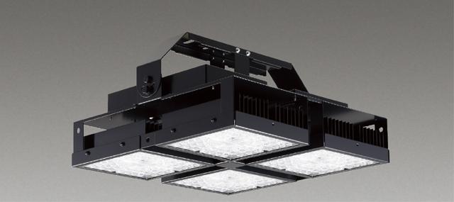 【法人様限定商品】東芝 LEDJ-40048N-WD9 LED高天井器具一般形 無線T/Flecsシステム 角形シリーズ 1kW形メタルハライドランプ器具相当 中角【受注生産品】