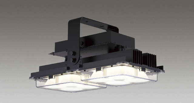 【法人様限定商品】東芝 LEDJ-31901N-LS9 LED高天井器具 特殊環境用器具 耐塵形・防噴流形 700W形水銀ラインプ器具相当 広角【受注生産品】