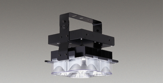 【法人様限定商品】東芝 LEDJ-16002N-LD9D LED高天井器具一般形 まぶしさ低減形 400W形水銀ラインプ器具相当 中角【受注生産品】