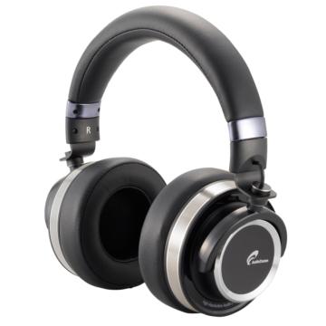 オーム電機 HP-H1000N AudioComm ハイレゾ対応ヘッドホン H1000 [品番]03-1100 HPH1000N