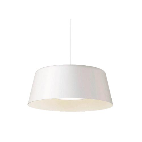 パナソニック LGB15163WLE1引掛シーリング方式 LED(電球色)ダイニング用ペンダントプラスチックセードタイプ・拡散タイプMODIFY モディファイ バケット型 白熱電球100形1灯器具相当