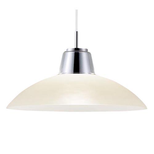 パナソニック直付吊下型LED(電球色)ダイニング用ペンダント100形電球1灯相当・ガラスセードタイプLGB15382