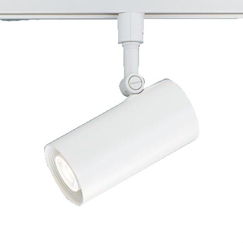 パナソニック配線ダクト取付型 LED(電球色) スポットライト 美ルック・ビーム角24度・集光タイプ 調光タイプ(ライコン別売) 110Vダイクール電球60形1灯器具相当LGB54336LB1