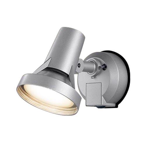 パナソニックLEDスポットライト・勝手口灯 壁直付型 防雨型・FreePa・フラッシュON/OFF型・明るさセンサ付 ハイビーム電球100形1灯器具相当 電球色LGWC40111Z