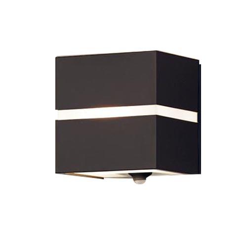パナソニック壁直付型LED(電球色)ポーチライト40形電球1灯相当・拡散タイプ 防雨型・FreePaお出迎え・明るさセンサ付・点灯省エネ型LGWC80353LE1