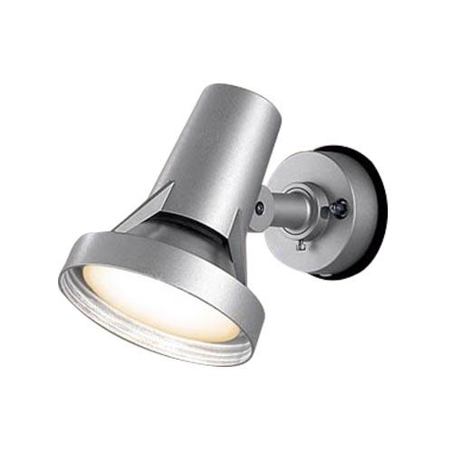 【法人様限定】パナソニックLEDスポットライト・勝手口灯 天井直付型・壁直付型防雨型 ハイビーム電球100形1灯器具相当 電球色LGW40111Z