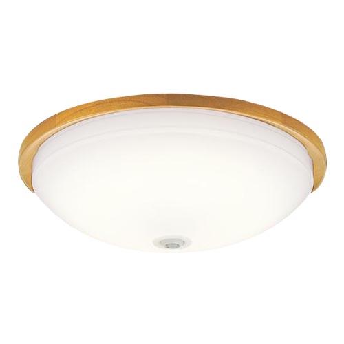 パナソニック天井直付型 LED(電球色)シーリングライト20形丸形スリム蛍光灯1灯器具相当・拡散タイプFreePa・ON/OFF型・明るさセンサ付LGBC81033 LE1