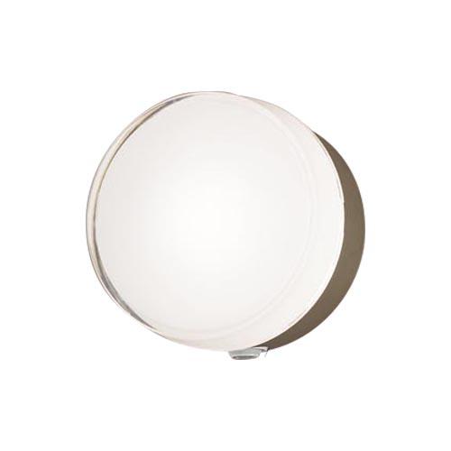 パナソニック 壁直付型 LEDポーチライト 電球色拡散タイプ・密閉型 防雨型・FreePaお出迎え・明るさセンサ付・段調光省エネ型 40形LGWC80315LE1