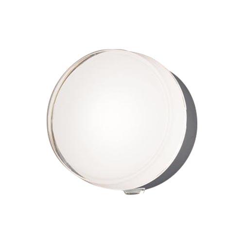パナソニック 壁直付型 LEDポーチライト 電球色拡散タイプ・密閉型 防雨型・FreePaお出迎え・明るさセンサ付・段調光省エネ型 40形LGWC80316LE1