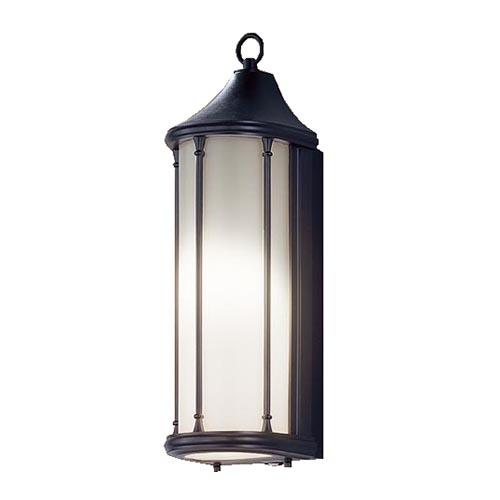 パナソニック壁直付型 LED(電球色) ポーチライト40形電球1灯器具相当・密閉型防雨型・FreePaお出迎え・明るさセンサ付・点灯省エネ型LGWC85022K