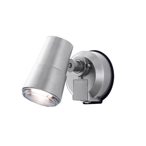 パナソニック 壁直付型 LEDスポットライト・勝手口灯 電球色照射面中心60形電球1灯相当 防雨型・FreePa・フラッシュ・ON/OFF型(連続点灯可能)・明るさセンサ付 50形LGWC45001SF