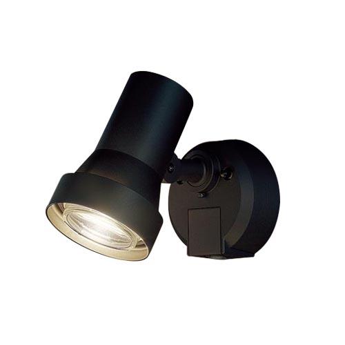 パナソニック 壁直付型 LEDスポットライト・勝手口灯 電球色照射面中心60形電球1灯相当 防雨型・FreePa・フラッシュ・ON/OFF型(連続点灯可能)・明るさセンサ付 パネル付型 50形LGWC45030BZ
