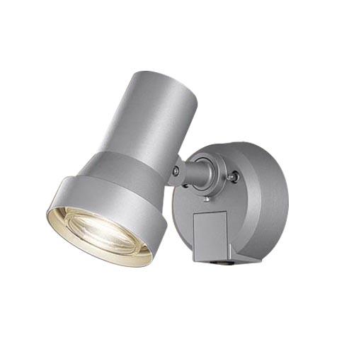 パナソニック 壁直付型 LEDスポットライト・勝手口灯 電球色照射面中心60形電球1灯相当 防雨型・FreePa・フラッシュ・ON/OFF型(連続点灯可能)・明るさセンサ付 パネル付型 50形LGWC45030SF
